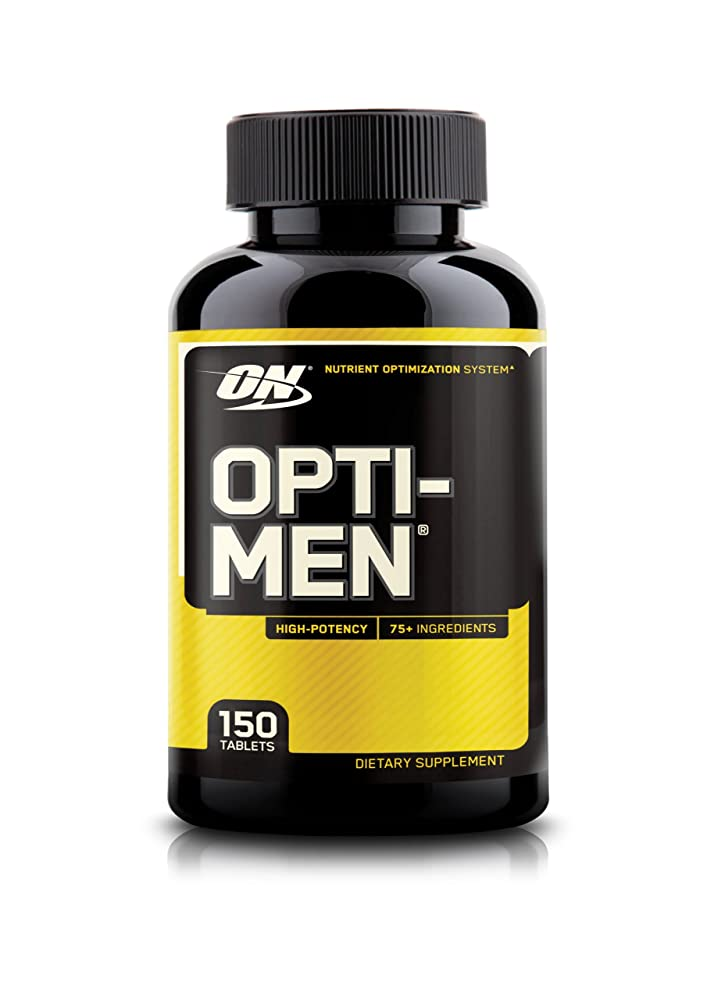 Optimum Nutrition Opti-Men Supplement