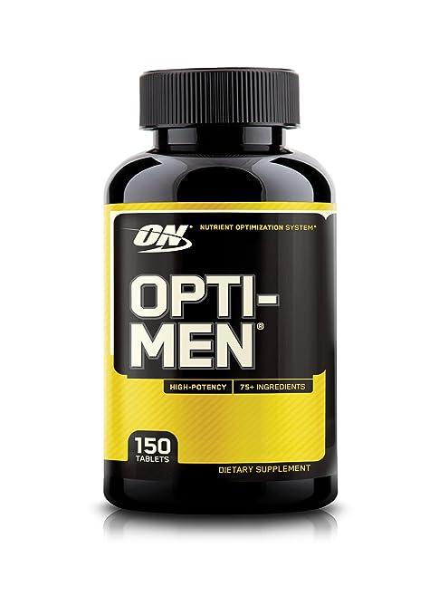 Optimum Nutrition Opti-Men Supplement