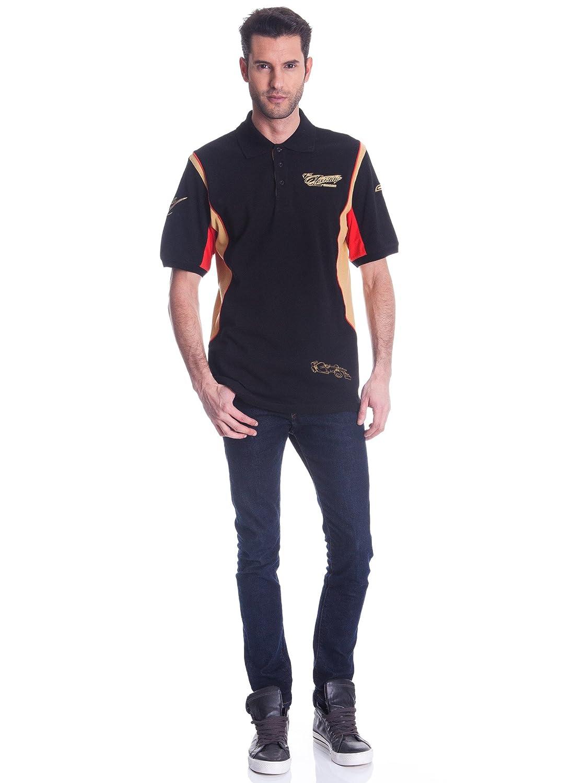POLO SHIRT Adult Formula One 1 Lotus F1 Team NEW Kimi Raikkonen Lifestyle