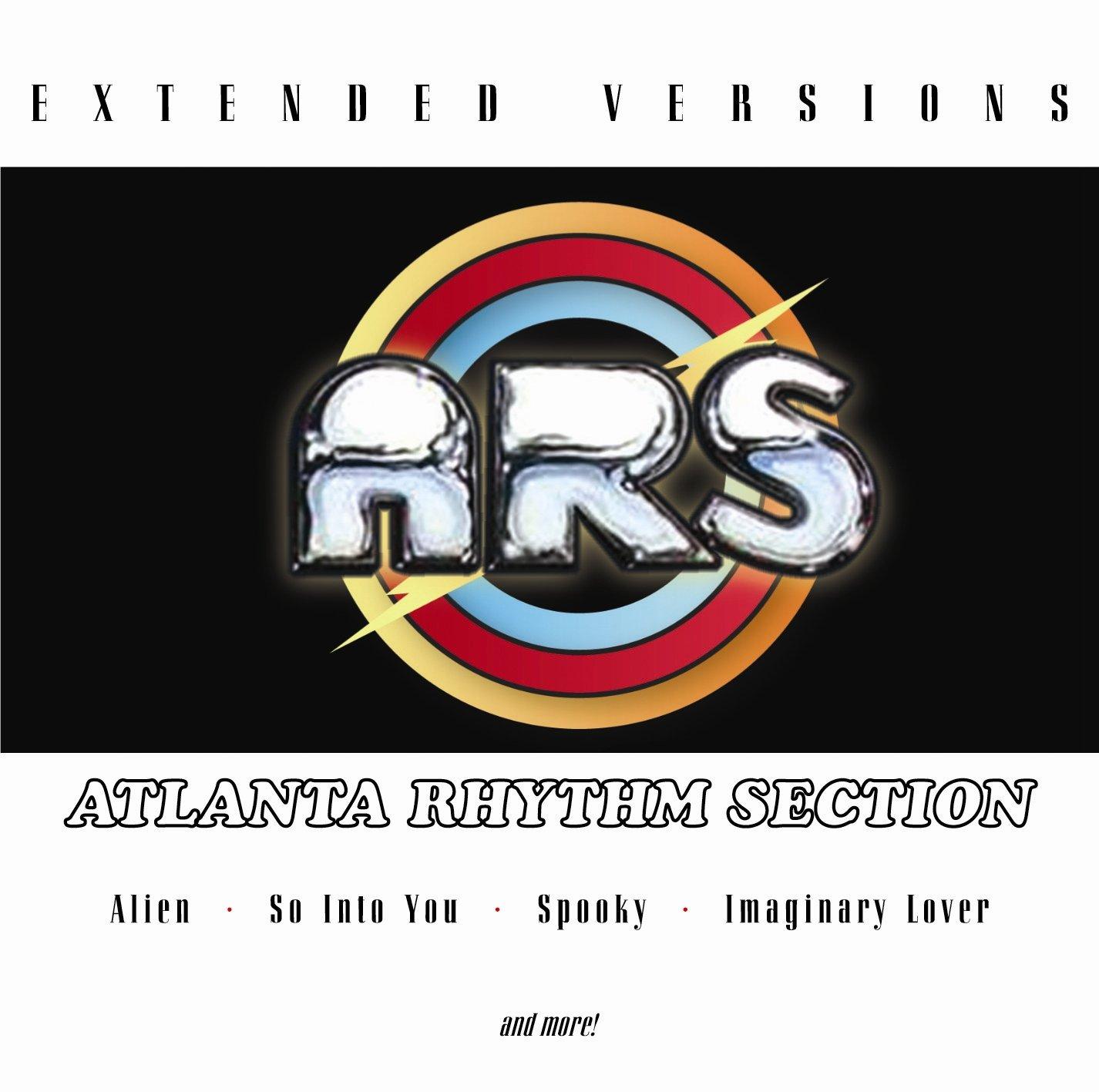 Atlanta Rhythm Section Extended Versions Atlanta Rhythm Section
