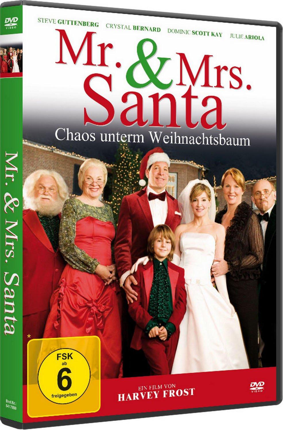 Mr. & Mrs. Santa - Chaos unterm Weihnachtsbaum: Amazon.de: Steve ...