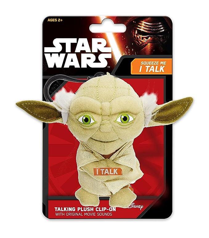 Figura parlante Clip de bolso Star Wars: Epidodio VII - The Force Awakens/ El Despertar de la Fuerza