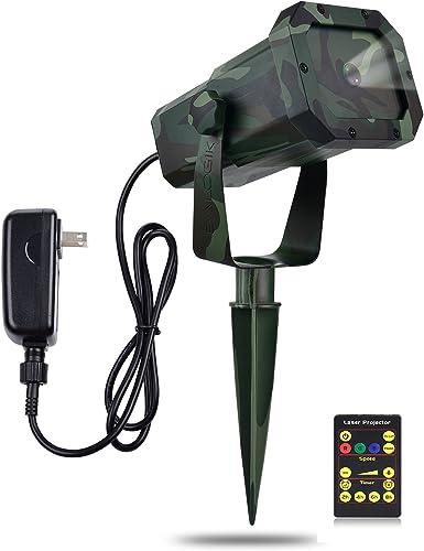 Amazon.com: Proyector láser de Navidad para exteriores ...