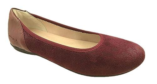 80a01cdda6d3 STRETCHIES Ladies Slip On Flat Comfort Walking Ballerina Shoes Size UK 4-9 ( UK