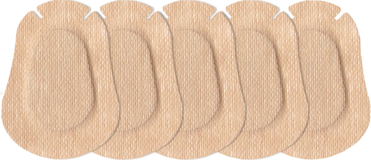 Ortopad Beige Eye Patches - Regular Size (50 Per Box) by Ortopad
