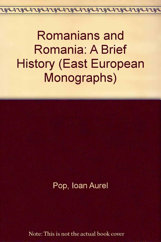 Romanians and Romania pdf