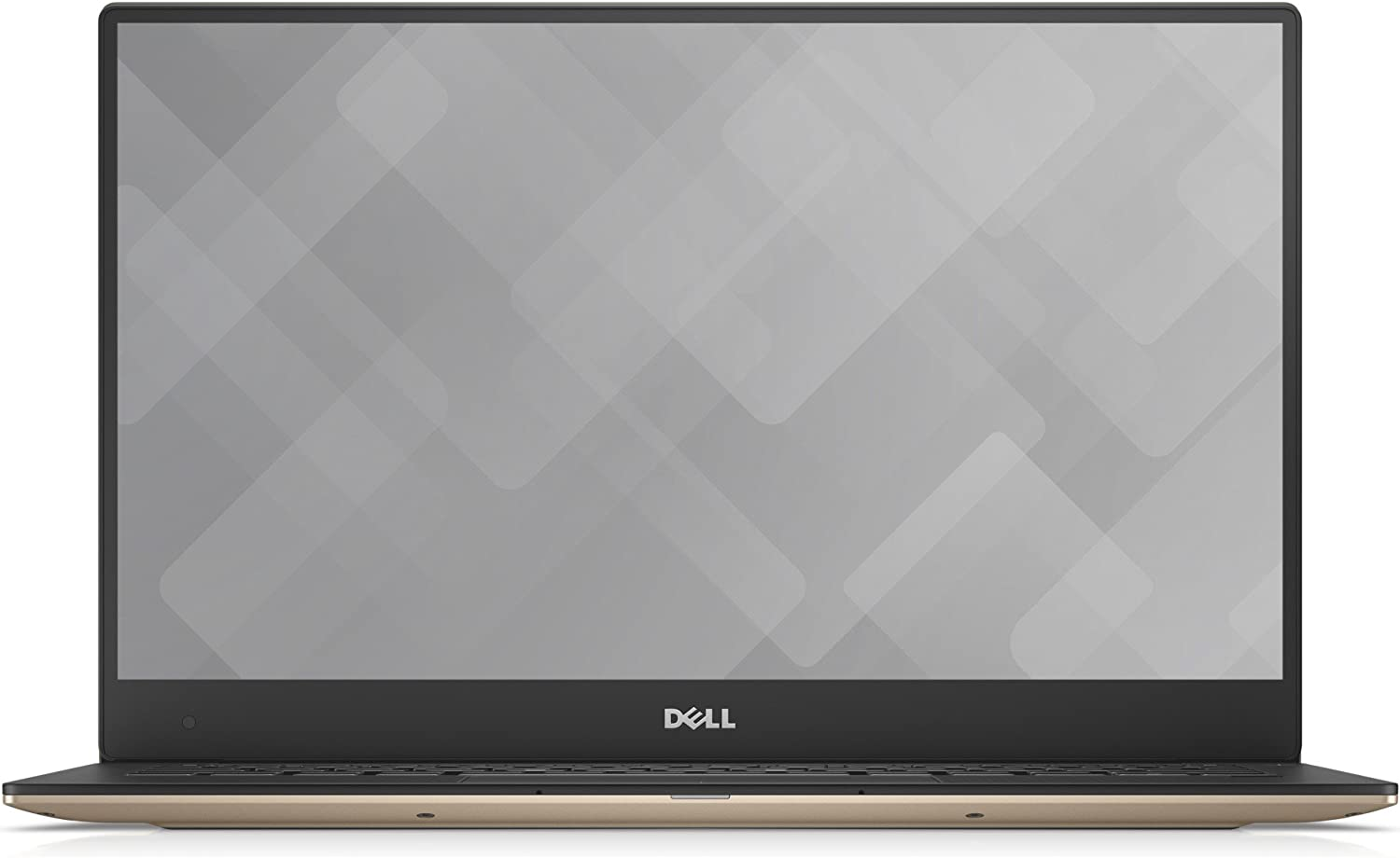 "Dell XPS 13 9360 13.3"" Laptop QHD+ Touchscreen 7th Gen Intel Core i5-7200U, 8GB RAM, 256GB NVME SSD Machined Aluminum Display Silver Win 10 ROSE GOLD (Renewed)"