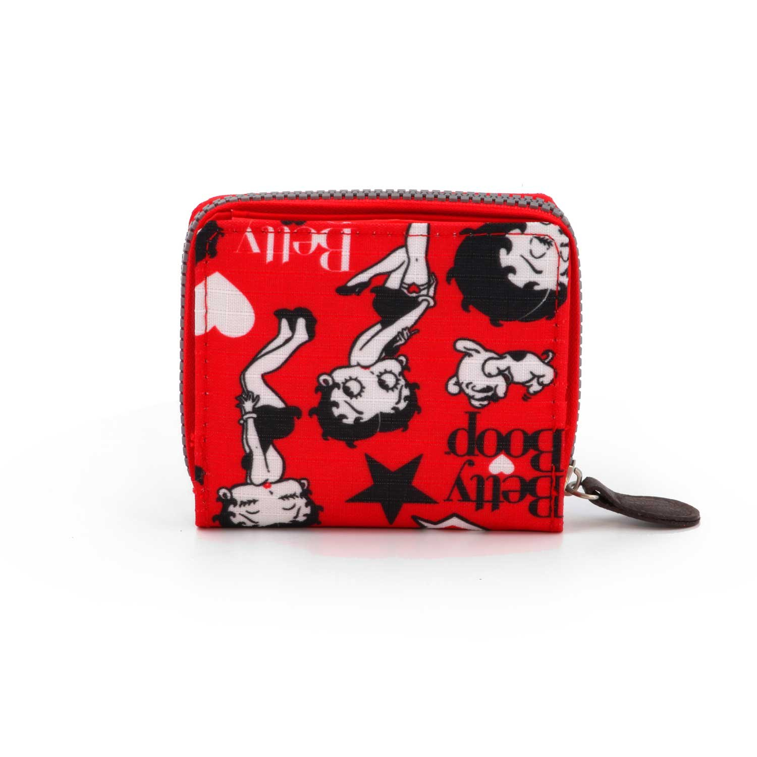 Karactermania 36551 Betty Boop Rouge Monederos, 11 cm, Rojo