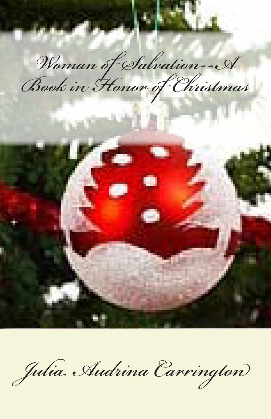 Read Online Woman of Salvation--A Book in Honor of Christmas pdf