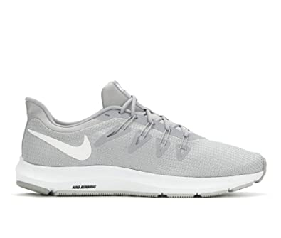 designer fashion 4330b 279f2 Nike Men s Quest Competition Running Shoes, Multicolour (Wolf Grey White Pure  Platinum