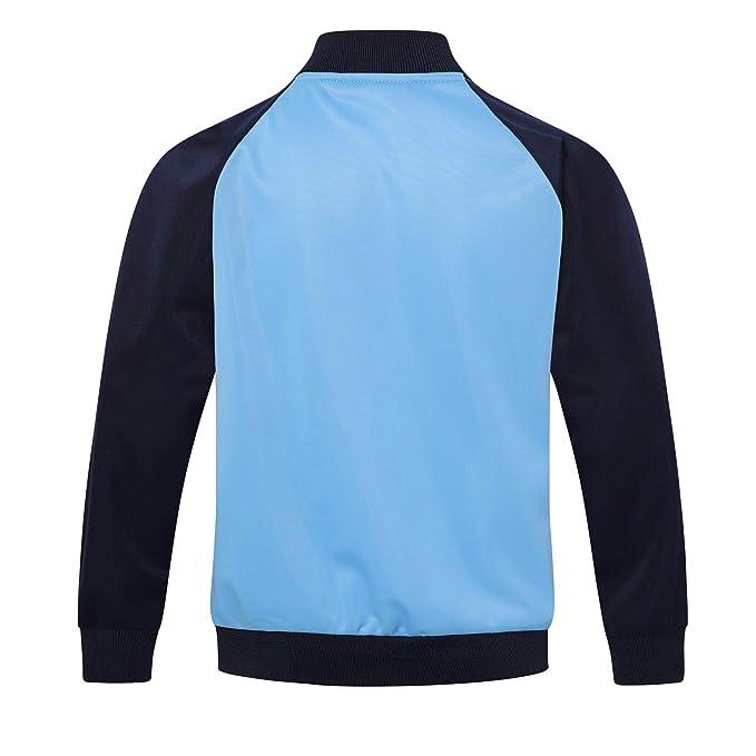 Amazon.com: Manchester City FC - Chaqueta para niño: Clothing