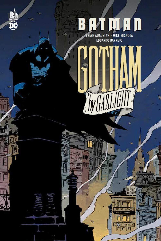 Batman : gotham by gaslight - tome 0 (DC Deluxe): Amazon.es ...