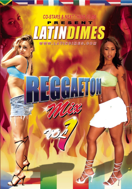 Latin Dimes Reggaeton Mix Vol. 1 by Sony