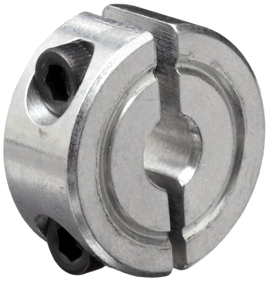 Pack of 1 1//4 Head Diameter Drillco 7000A Series Magnum Solid Carbide Bur Cylindrical Flat End 1//4 Shank Diameter 1 Cutting Length Single Cut