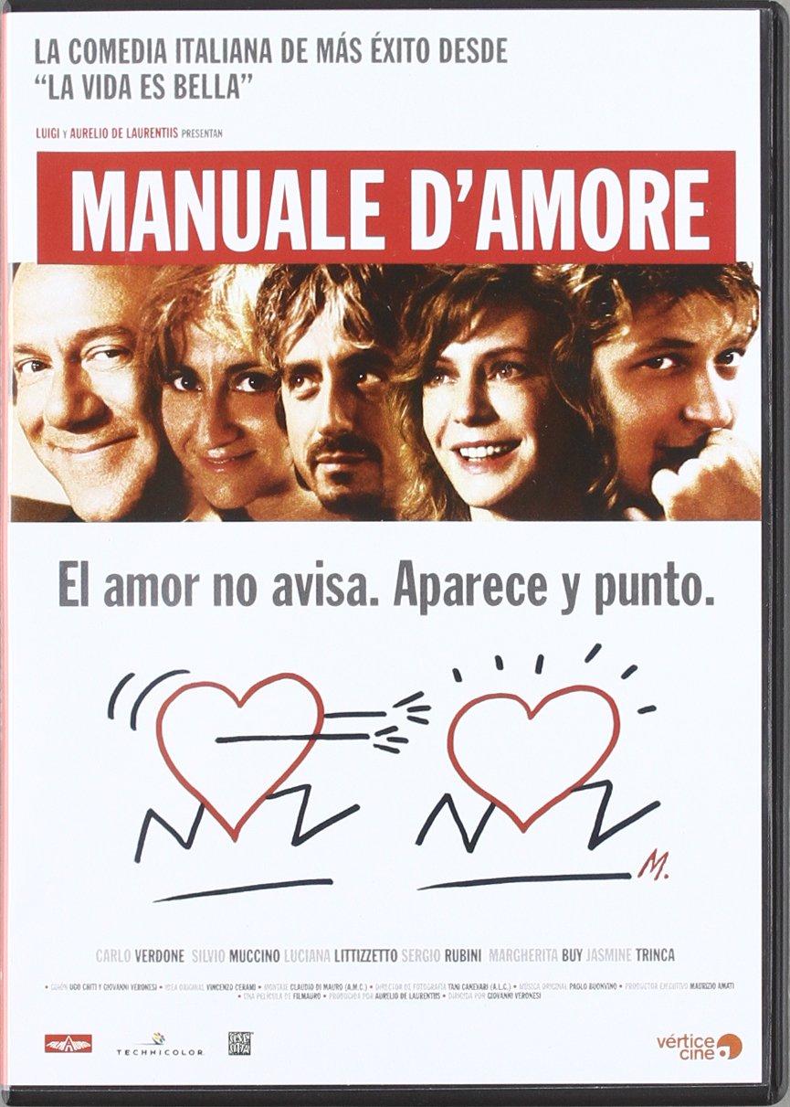 Manuale D Amore Ed Esp Dvd Import Keine Deutsche Sprache 2005