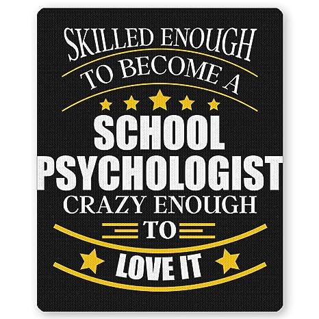 Amazoncom School Psychologist Mouse Pad Mousepad For Offce Job