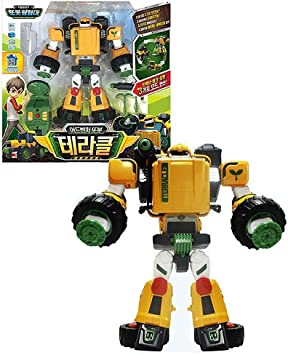 Amazon.com: Young juguetes Tobot Adventure terracle ...