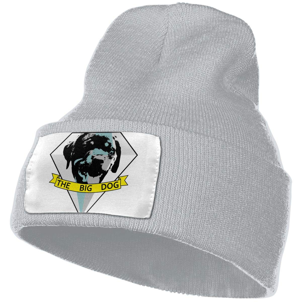 Diamond Dogs Unisex Fashion Knitted Hat Luxury Hip-Hop Cap