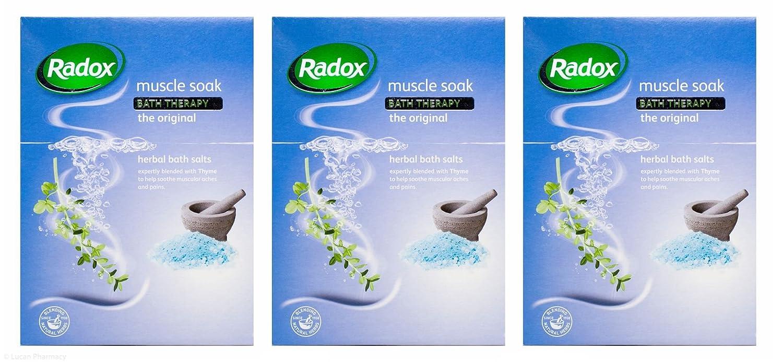 Radox Salts Muscle soak 400g Does Not Apply