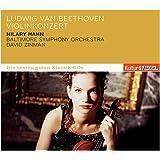 KulturSPIEGEL - Die besten guten Klassik-CDs: Ludwig van Beethoven - Violinkonzert