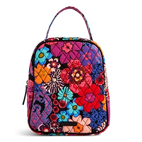 742d2248cd Amazon.com  Vera Bradley Lunch Bunch Floral Fiesta