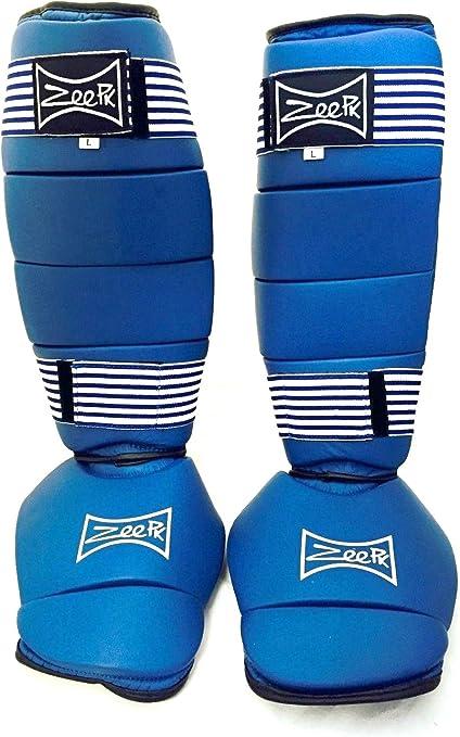 Shin and Foot Guard MMA TKD Martial Arts Protector Karate