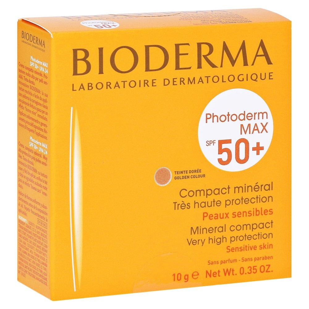 Bioderma Sole Linea Photoderm SPF50+ Max Fondotinta Compatto 10 g Scuro