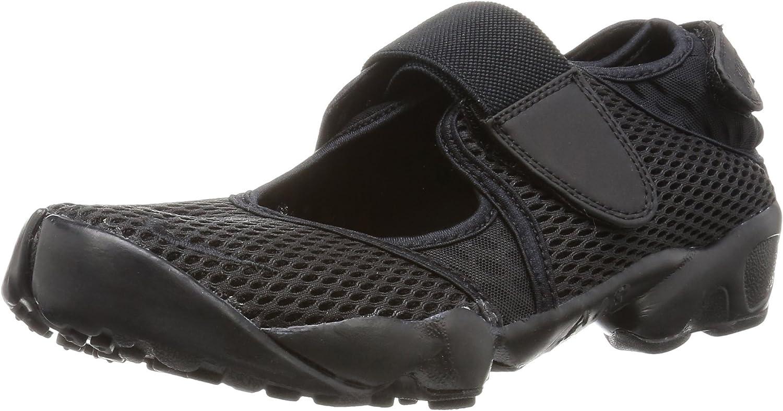 Nike Men's Air Rift BR, BLACK/BLACK, 9