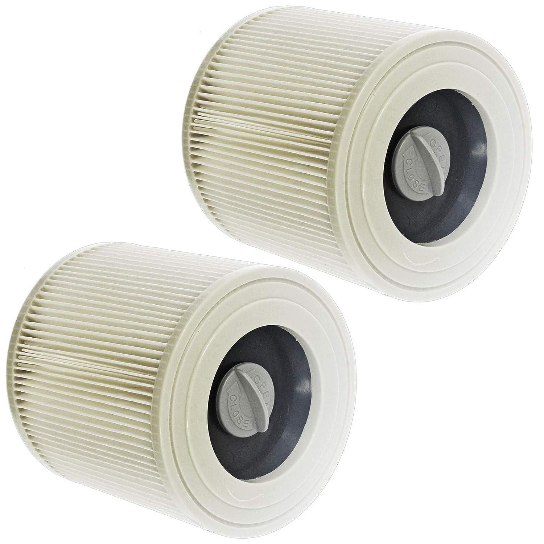 Spares2go - 2 cartuchos de filtro premium para la aspiradora ...