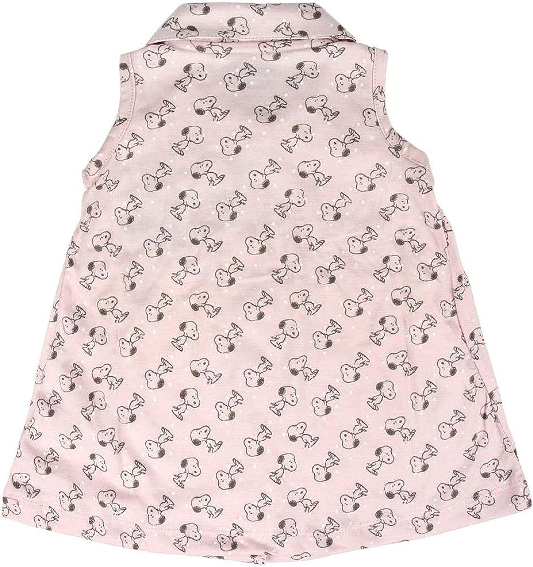 ARTESANIA CERDA Vestido Single Jersey Snoopy Beb/és