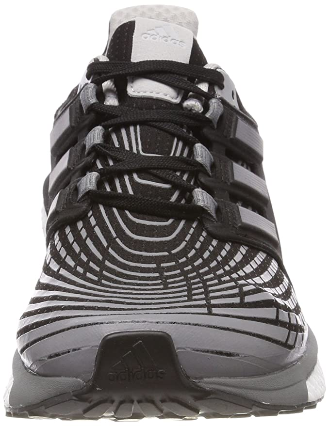 Adidas Energy Boost M, Zapatillas de Entrenamiento para Hombre, Negro (Core Black/Grey Three/Grey Two 0), 48 EU adidas