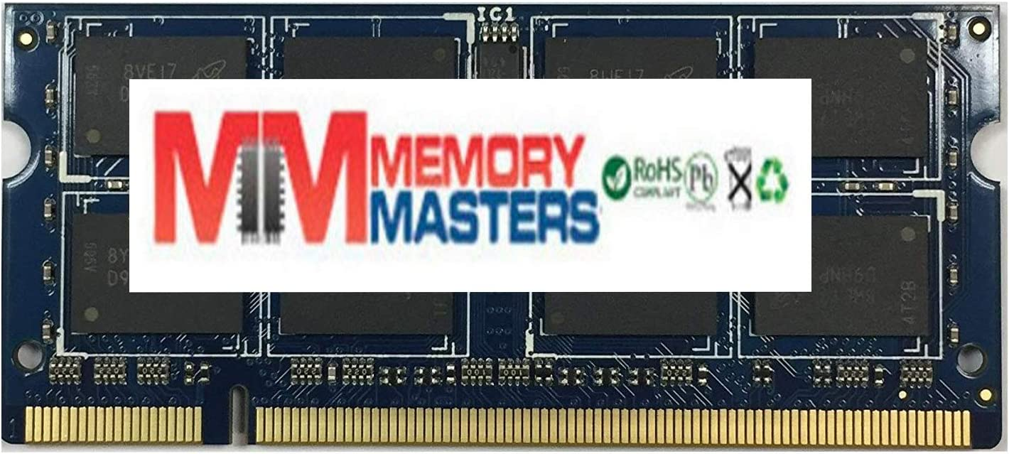 MemoryMasters 2GB Memory for Acer Aspire One D260 (DDR2) DDR2 PC2-6400 800MHz SODIMM RAM Upgrade (MemoryMasters)