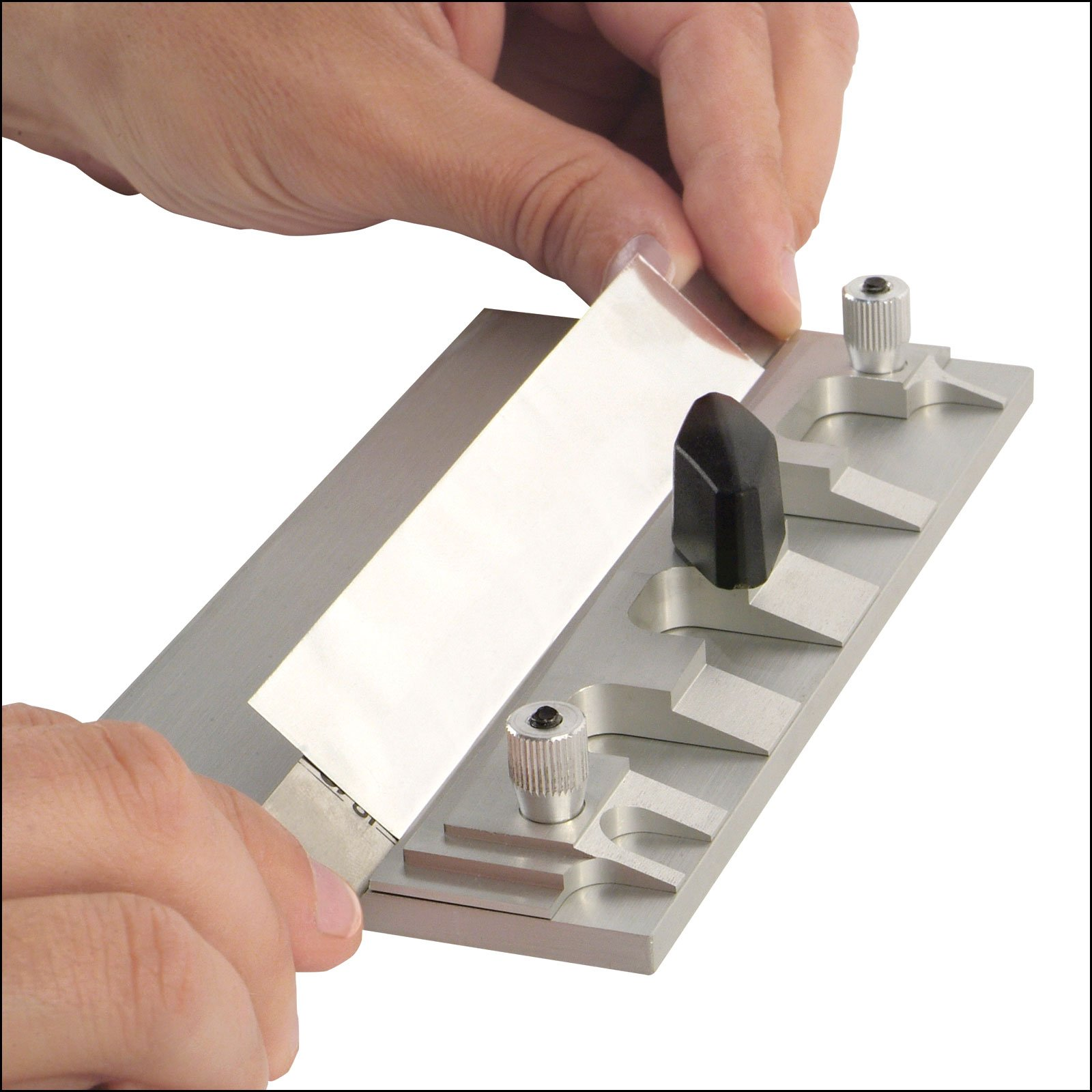 Etch Buddy, The Photo-Etch Bending Fixture by Micro-Mark