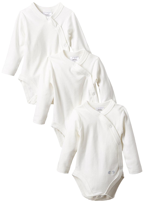 Twins Body para Bebé, Unisex, Paquete de 3 103413