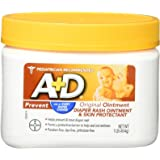 A&D Original Diaper Ointment Jar, (3 Pounds)