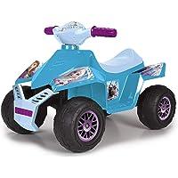 FEBER - Quad Moto Frozen 2, pour Garçons et Filles À partir de 18 mois, 6V (Famosa 800012446)