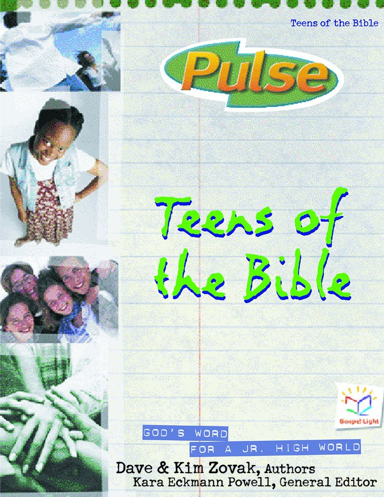 Teens of the Bible (Pulse) (No. 6) ebook