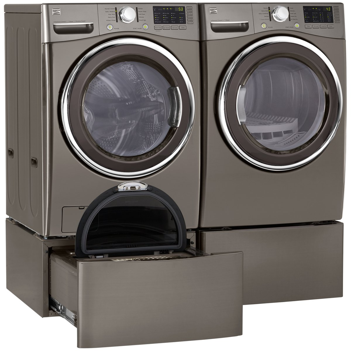 Hooking up washer dryer combo