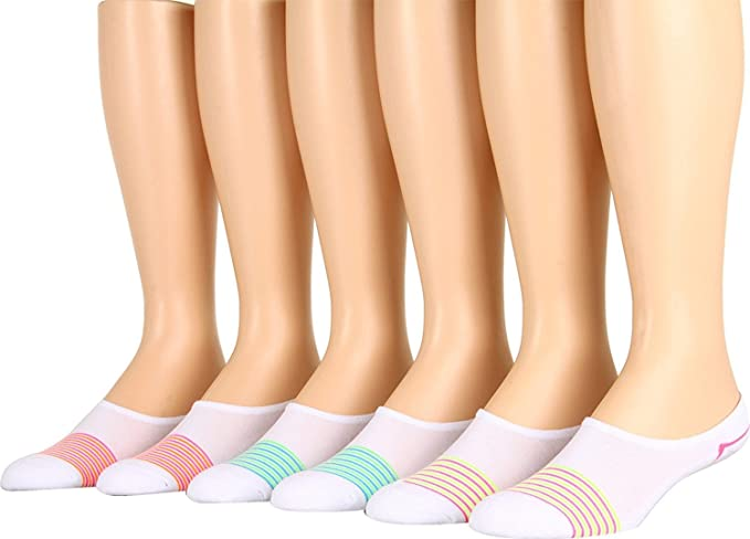 Pair Pack Multi Stripes Socks
