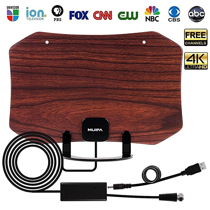 Review HDTV Antenna, 2018 Upgraded
