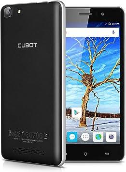 CUBOT Rainbow - Smartphone móvil Libre 16GB Android 6.0 (Pantalla ...