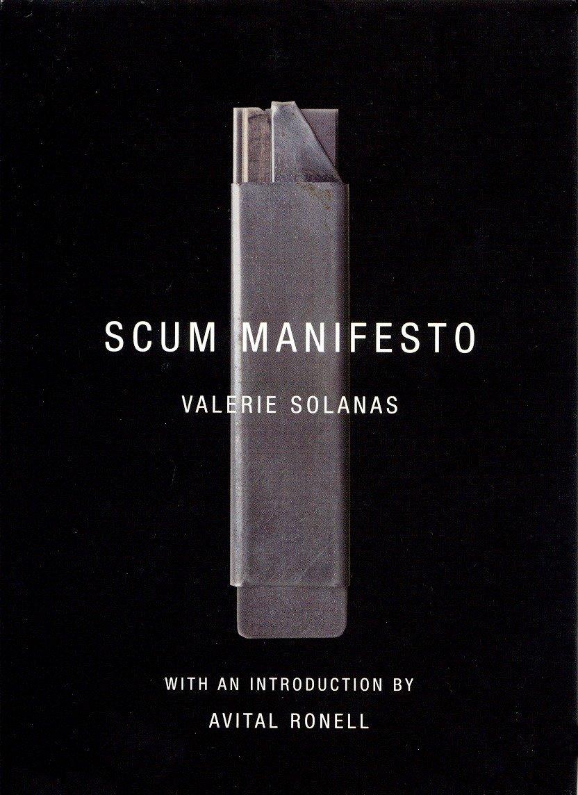 Read Online Scum Manifesto pdf epub