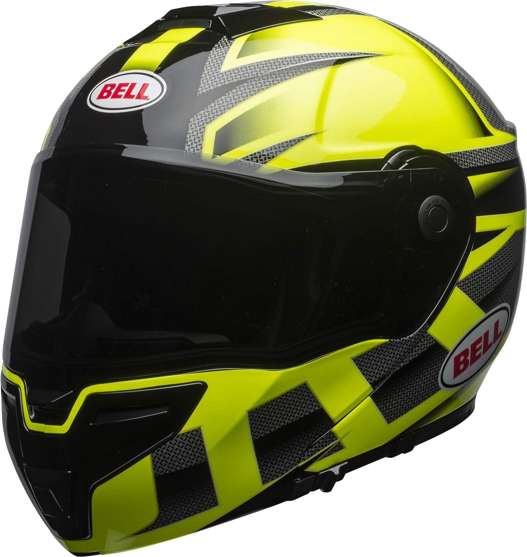 Bell SRT Modular Street Motorcycle Helmet SRT-Modular Gloss White, Medium