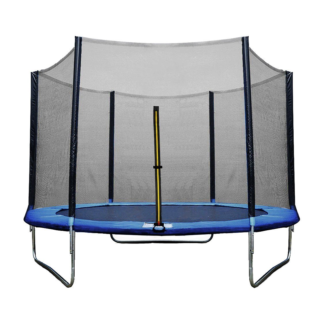 ULTRAPOWER Sports Trampoline 12Ft Replacement Safety Enclousure Net for 8 Straight Poles Round Frame Trampolines (Net Only)