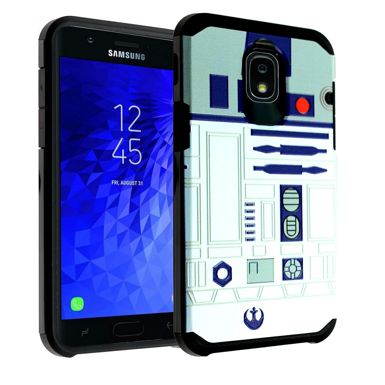 Amazon Star Wars R2D2 Galaxy J3 2018 Case J3 Achieve Case J3 Star Case Express Amp Prime 3 Case J3 V 3rd Gen Case DURARMOR Dual Layer Hybrid