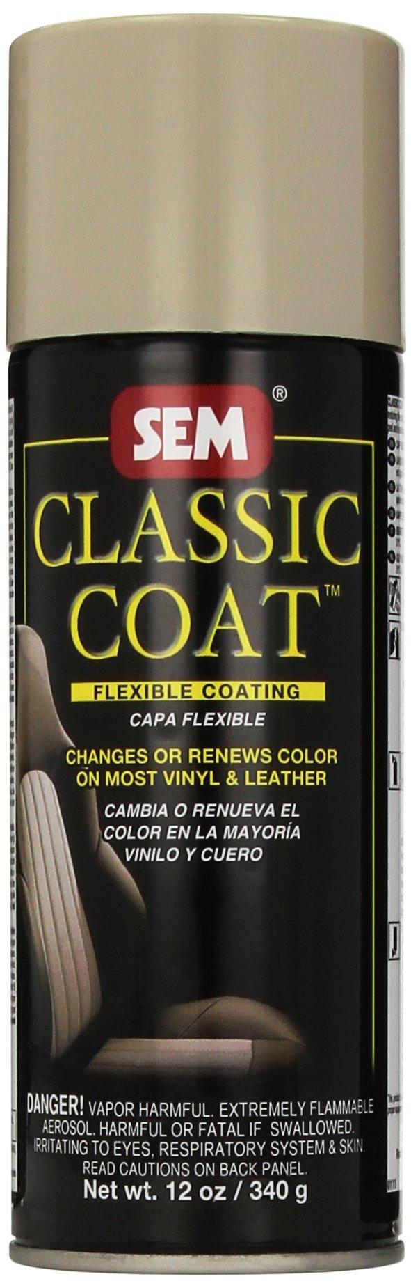 SEM 17033 Lite Parchment Classic Coat - 12 oz.