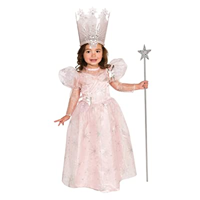 Wizard of Oz Glinda The Good Witch Costume, Toddler 1-2 (75th Anniversary Edition): Toys & Games [5Bkhe1002434]