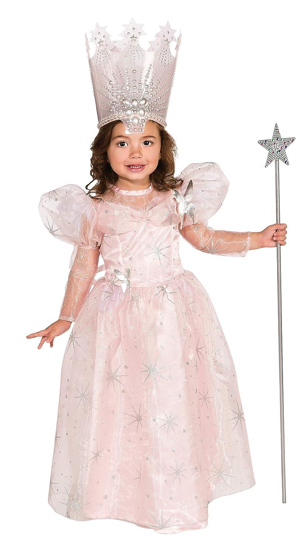 Amazon Com Wizard Of Oz Glinda The Good Witch Costume Toddler 1 2