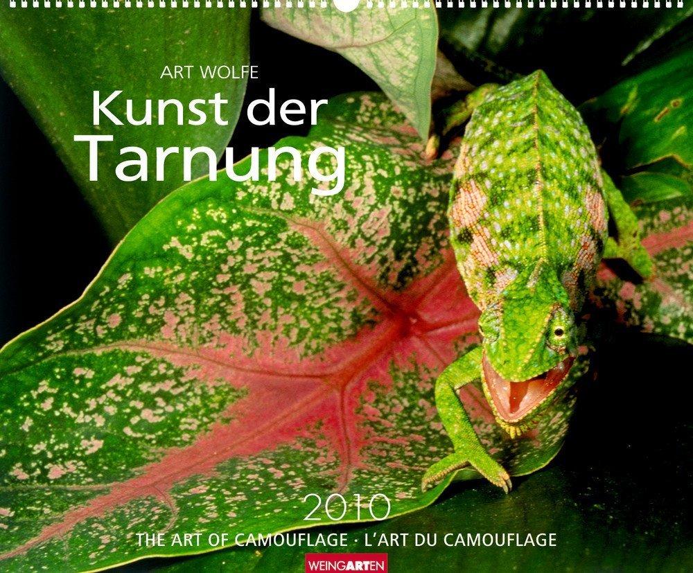 Weingarten-Kalender Kunst der Tarnung 2010
