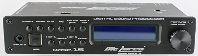 MDSP-15 Digital Sound Processor